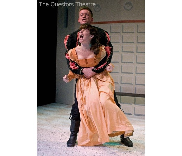 a response on matt moores production of the taming of the shrew Goudouna s solitary place, tapra theatre & performance research association conference at the university of plymouth, the new technologies for the theatre and.